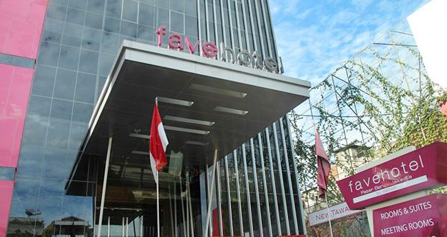 Fave Hotel Cimanuk Garut