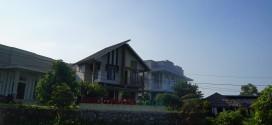 Villa Singgasana Cipelah Papandayan Garut
