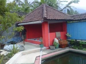 Gazebo Villa Abah