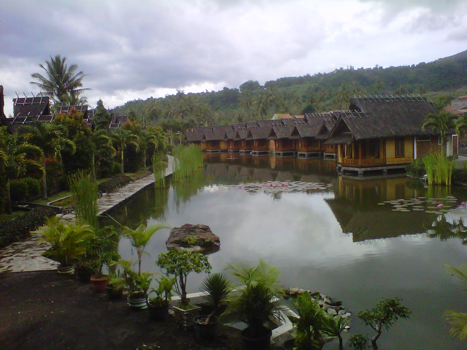 Banyu Alam Resort Dengan Gaya Junior Suite Room