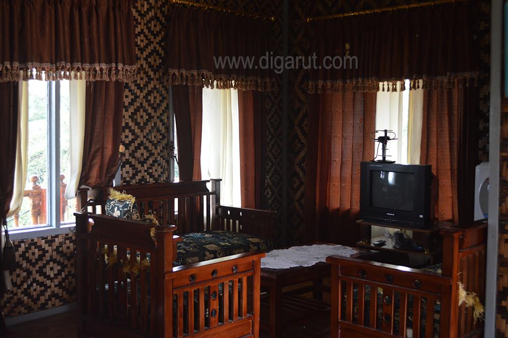 Puncak Jaya Darajat Cottage Papandayan Type Tradisional