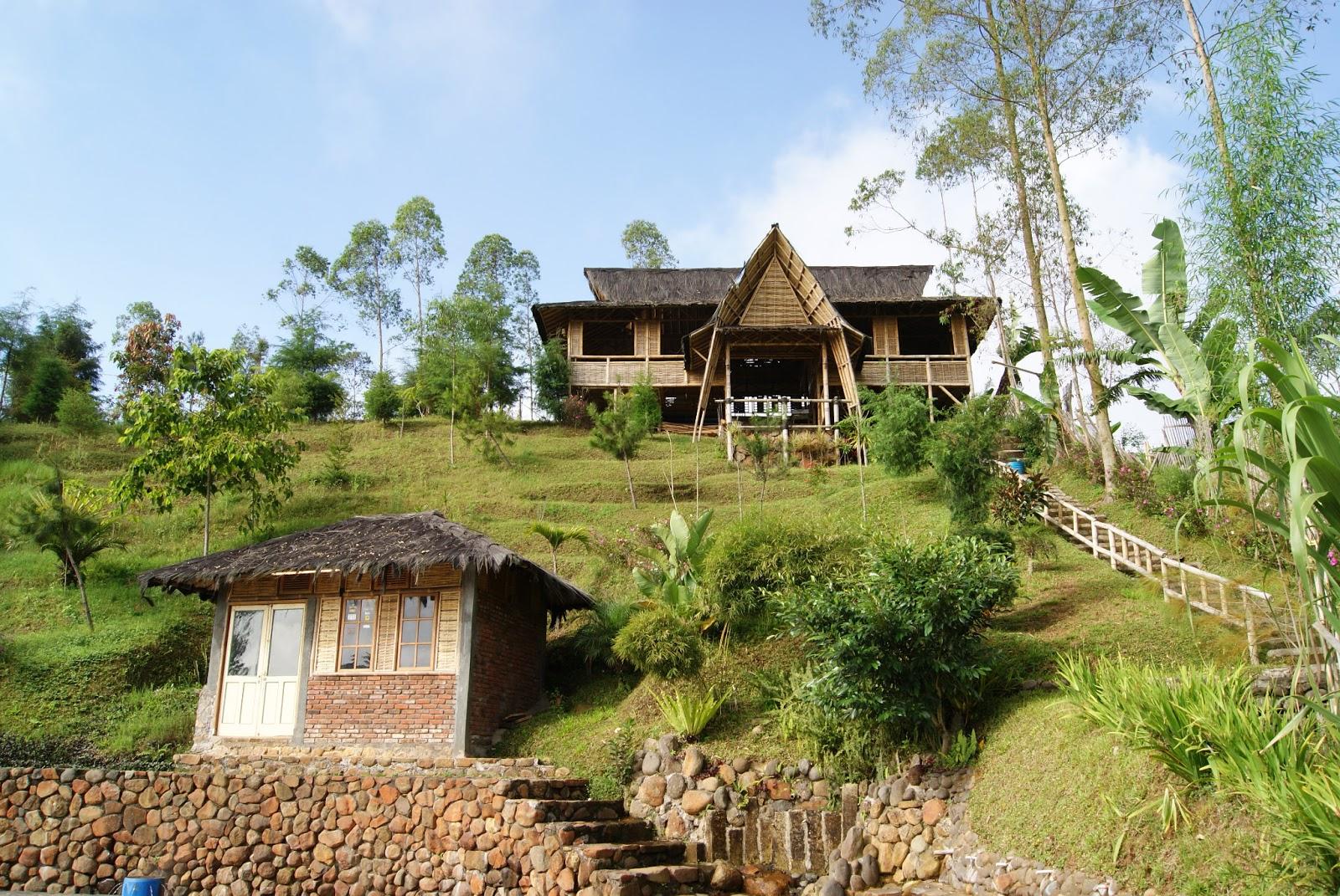 Lembur Nyingkur Villa Yang Tersembunyi