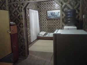 Ruangan Villa Abah