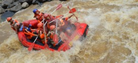 Paket Rafting Bumi Batara Adventure Camp Garut