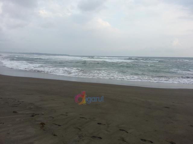 pantai karang paranje garut pasir putih 2