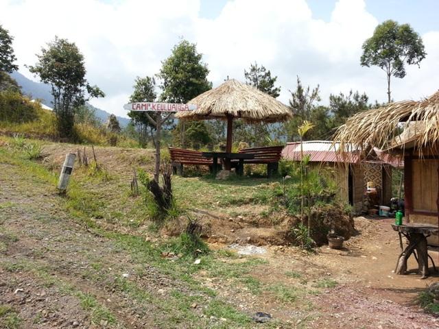 Nangklak Gunung Papandayan (0000)
