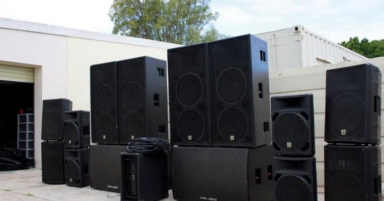 Sewa Sound System Di Garut Murah Untuk Kepentingan Outdoor